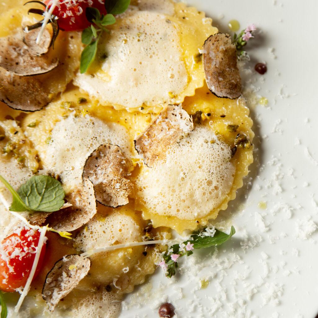 Pasta italienisch Restaurant
